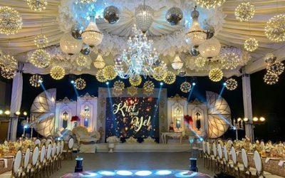 The Royal Wedding of Kroi and Yel #ItsADiel #OctoberWeddings #TeamEventsByLiz   …