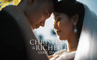 Christian and Richelle Same Day Edit
