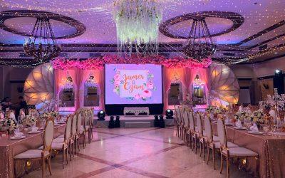 Dr. James & Czam Wedding  #CzamoneforJames #DecemberWeddings  www.eventsbyli…