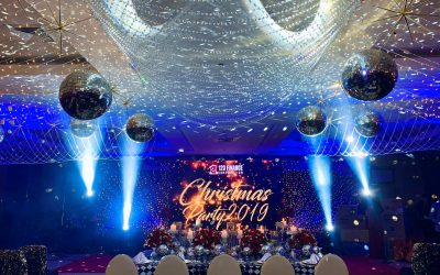 """""""Shine Bright Like a Diamond"""" Themed Christmas Party for the 123 Finance Lending…"""