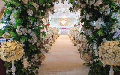 The Wedding Ceremony of Doc James & Czam  #CZAMoneforJAMES #MrMrsBantilan   …