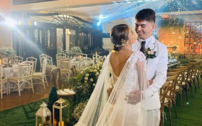 The intimate Rustic Wedding of David Mutia & Tin  #desTINedforMARK #MrMrsMut…