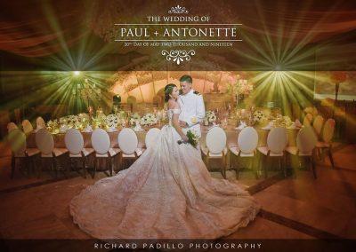 Paul and Antonette