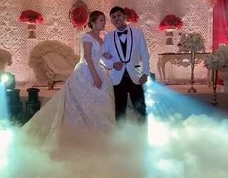Dexter & Jessa Wedding / Classic Floral Themed