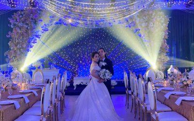 Starry Starry Night Themed Wedding of WrenZero Omega & Chng Juaton-Omega  #O…