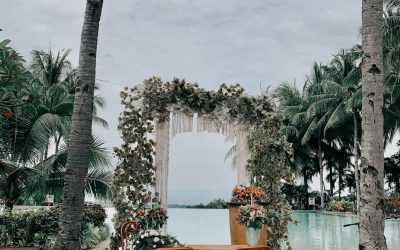 Oh how I love outdoor Weddings   Events by Liz – Lizza Bentinganan Decoratives b…