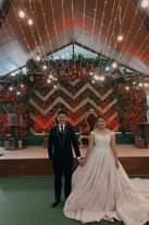 Clemen & Ikye's Intimate Wedding   Events by Liz – Lizza Bentinganan  @Golde…