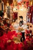 JOHN & RUSHIEL's Beautiful Intimate Wedding   Events by Liz – Lizza Bentinga…